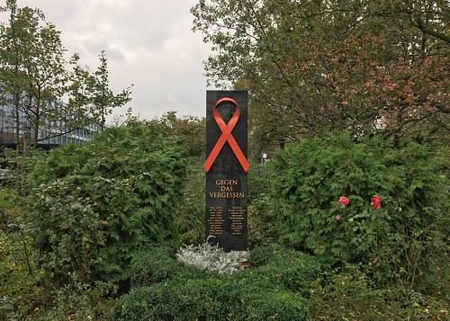 AIDS Monument Berlin