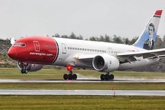 LN-LNG Boeing 787-8 Dreamliner Norwegian Long Haul (Andreas Eriksson - VstPic) Tags: lnlng boeing 7878 dreamliner norwegian long haul norstar7068 from oakland