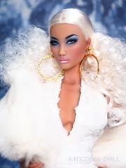 Envy (kingdomdoll) Tags: envy sins sinful kingdomdoll doll kingdom demetae tanned blue pink glamour shantommo