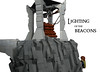 Lighting of the Beacons (norlego) Tags: lotr lego lordoftherings legolordoftherings