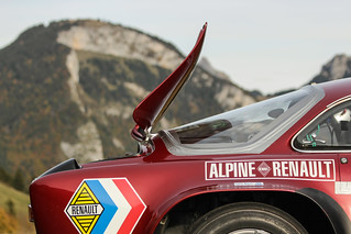 Alpine in the moutains