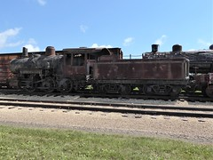 Union, IL, Illinois Railway Museum, Train Needing Restoration (Mary Warren (9.3+ million views)) Tags: unionil illinoisrailwaymuseum train engine locomotive metal iron