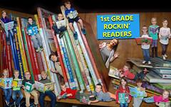 Mrs. Frommelt's First Grade Class 2017-2018