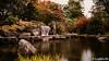Cascade au jardin Japonais (Lцdо\/іс) Tags: lцdоіс belgique belgium jardin japanese japan japanse tuin garden hasselt