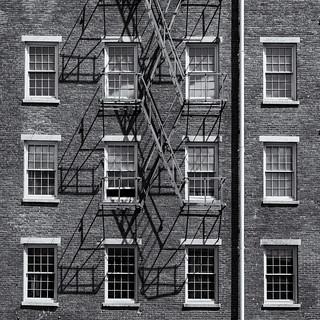 Windows and shadows