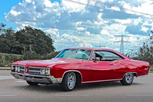Buick LeSabre Sport Coupé 1968 (2430)