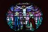 Vidriera en la iglesia de Colunga (abetobravo) Tags: asturias colunga iglesia eglise church vidriera stainedglass