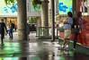 Dundas Square (stephanieswift2) Tags: dundassquare rain wet reflections colour