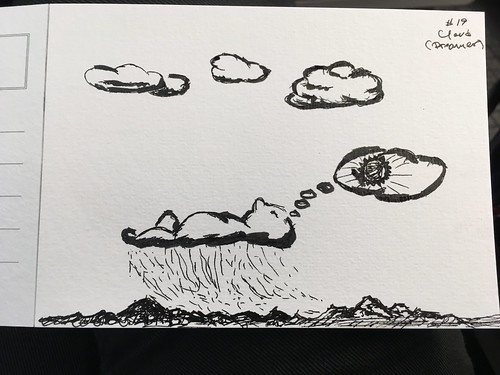 #inctober2017 (19 - Cloud) ©  Still ePsiLoN
