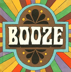 Booze Book (peculiarmanicule) Tags: booze cocktailrecipes illustration groovy mod 1960s 1967 determinedproductions vintagebook typography