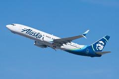 Alaska Airlines Boeing 737-800 N519AS (jbp274) Tags: lax klax airport airplanes alaskaairlines boeing 737