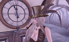 tick tock (elliedonut Resident) Tags: de designs forge bamse clavv far atolye stealthic secondlife sl fatal