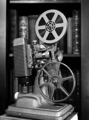 The Projector (Nickademus42) Tags: your best shot black white film 4x5 negative ilford delta 100 kodak ektar 127 crown view camera large format rodinal