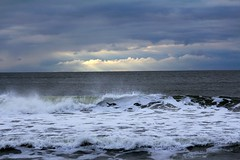 Herrliche Brandung. (♥ ♥ ♥ flickrsprotte♥ ♥ ♥) Tags: sylt westerland strand meer wasser nordsee