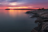 Killbear Park Sunset (B.E.K.) Tags: killbear provincial park nobel ontario sunset longexposure nikond850 nikon1735f28 landscape outdoor clouds sky water rocks shore georgianbay