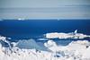 Kangia icebergs in Disko Bay (dataichi) Tags: greenland travel tourism destination nature landscape north arctic ice iceberg disko diskobay ocean blue white kangia icefjord glacier unesco