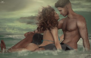 Virus and Angel~Endless Summer in your eyes....