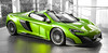 McLaren 675LT (christophertacon) Tags: mclaren 675lt 675 lt car supercar sportscar convertable green