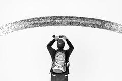 (Russo 86) Tags: bnw blackandwhite biancoenero blackwhite monocromo monochrome greyscale venezia venice italia italy streetphotography biennaledivenezia people