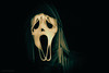 selfie (rich lewis) Tags: doubleexposure selfie splittoning halloween fun scream