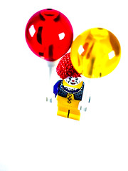 The Entertainer (tim constable) Tags: lego minifig minifigure clown theenetertainer performer balloons party celebrate celebration birthday happy fun humour humorous joke comedy spoof lol hilarity hilarious timconstable outfit red yellow costume fancydress makeup wig rednose phobia scary coulrophobia scaredofclowns petrified sinister birthdayparty partyanimal friendly traditional entertainment children'sentertainment children'sentertainer performance balloonmodelling bluejacket yellowtrousers vibrant bright cheerful playful silent mimer bristol avon uk