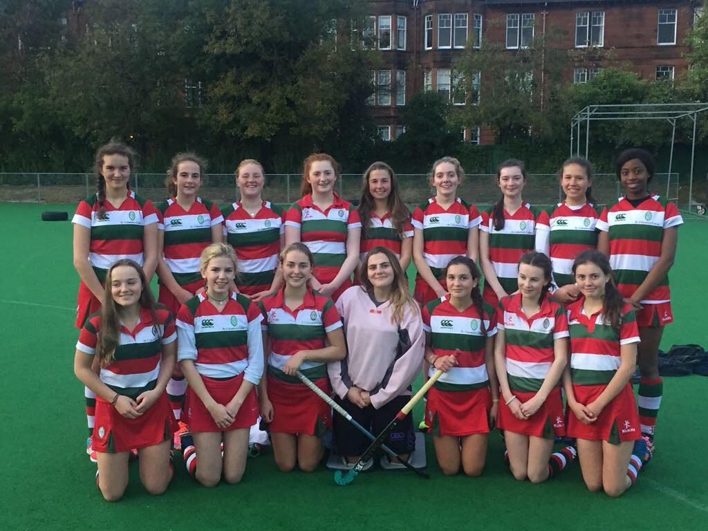 Glasgow Girls' Hockey tournament
