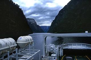 Norwegen 1998 (182) Nærøyfjord