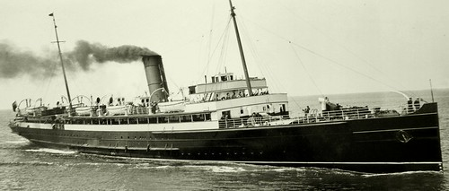The Cruise of the Rosaura