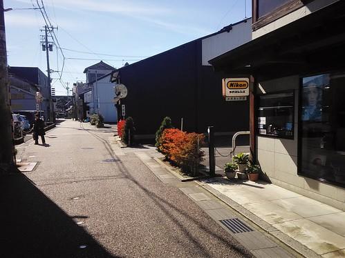 sidestreet color, Moto-machi, Takefu