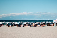 Warnemünde (Rostock) - VSCO (nachisssimo) Tags: canon canon750d 50mm vsco vscofilm vscocam lights lightroom exposure photography travel snapshot nature beach deutschland alemania germany rostock warnemünde summer colours contrast capture colors composition