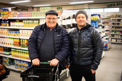 "Sturlaugur Kristjánsson og Agnar Sveinsson • <a style=""font-size:0.8em;"" href=""http://www.flickr.com/photos/22350928@N02/38134125922/"" target=""_blank"">View on Flickr</a>"