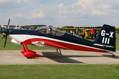 G-XIII (GH@BHD) Tags: gxiii vans rv rv7 laa laarally laarally2017 sywellairfield sywell aircraft aviation