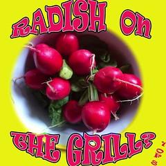 Smoked Radish and Cannellini Bean Salad slide 1 (Smokinlicious.com) Tags: radish smokedradish grilling outdoorcooking vegetable food smokingwood cookingwood smokerwood woodfired woodflavor grilledvegetable