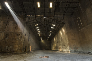 FDT-128 Face-down in the old sugar factory