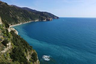 Day 1: Blues of Cinque Terre