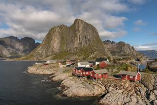 'Hamnoy' - Lofoten, Norway