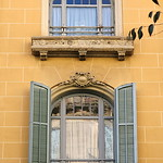 Two arched windows, Barcelona thumbnail