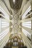 Symmetry Ceiling (CoolMcFlash) Tags: church ceiling symmetry symmetrie symmetrisch architecture building religion pattern geometry window mariaamgestade vienna wien fujifilm xt2 kirche decke architektur gebäude muster geometrie fenster fotografie photography lowangleview xf 1024mm f4 r ois lines orgel linien