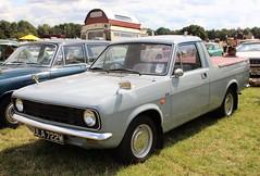 ULA 722W (Nivek.Old.Gold) Tags: 1981 morris 575 pickup 1275cc