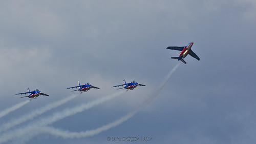 Dassault-Breguet/Dornier Alpha Jet E / Patrouille de France - Armée de l'Air