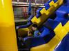 Boucing castle fun (Stinkee Beek) Tags: ethan independanceday singaporeamericanschool