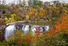 Lower Falls, Rochester, NY (ransomtech) Tags: rochester fall lowerfalls waterfall landscape leaves geneseeriver river