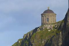 Mussenden Temple (ivlys) Tags: nordirland northernireland downhilldemesne mussendentemple küste coast atlantik atlantic gebäude building ruine ruin landschaft landscape natur nature klippe cliff ivlys