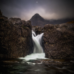 Washing Machine (Augmented Reality Images (Getty Contributor)) Tags: longexposure landscape isleofskye scotland leefilters highlands fairypools water mountains waterfall river canon rocks island clouds glenbrittle unitedkingdom gb