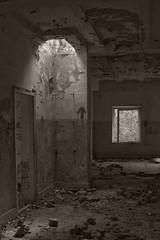 _MG_0370 (daniel.p.dezso) Tags: kecskemét laktanya orosz kecskeméti former soviet barrack urbex ruin elhagyatott abandoned military base militarybase