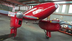 "De Havilland DH.88 Comet 15 • <a style=""font-size:0.8em;"" href=""http://www.flickr.com/photos/81723459@N04/26330975819/"" target=""_blank"">View on Flickr</a>"