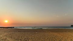 Sunrise at the beach (Merrillie) Tags: daybreak rockshelf sand landscape northavocabeach headland avocabeach sunrise newsouthwales rocks centralcoast nsw earlymornings beach scenery sea rocky dawn seascape nature outdoors waterscape rockplatform coast water australia