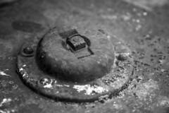 Abandoned (Michael Zahra) Tags: usa america oregon abandoned rust junk garbage ghost town farm macro bw bnw black white decay industrial canon 7d grunge technical urbex urban rural ghosttown blackwhite blackandwhite
