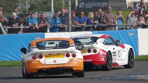 Ginetta GRDC+ at British GT Championship 2017 Donington Park - Jack Oliphant / Michael Crees