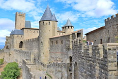 La Cité de Carcassonne (Damien RAMOS) Tags: citédecarcassonne villedecarcassonne carcassonne citémédiévalecarcassonne carcassonnecity ciudaddecarcassonne citémédiévale carcassonneunesco régionoccitanie occitaniecarcassonne carcassonneaude aude unesco médieval médiévale chateau chateaucarcassonne rempartscarcassonne suddefrance southoffrance